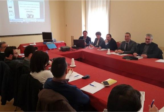 Riunione organizzativa dell'Associazione Professionale ANEAS