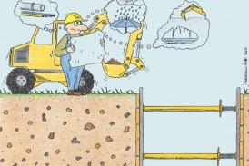 Linea guida INAIL: riduzione del rischio nelle attività di scavo